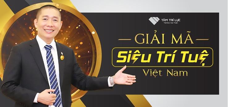 Hình ảnh của Giải mã Siêu Trí Tuệ Việt Nam